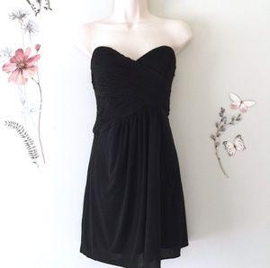 BCBG Max Azria Little Black Dress sz 4